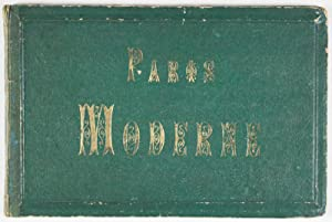 Paris Moderne [WITH 20 LITHOGRAPHIC PLATES]: n/a