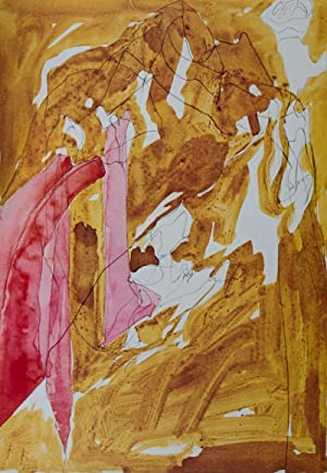 Joseph Beuys: Drawing [SIGNED]: Beuys, Joseph