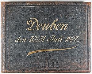 Deuben den 30/31. Juli 1897: Krausse, Emil (photogr.)