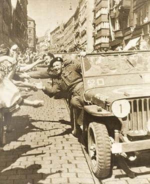 Památník Prazského Povstání. 1945: Hrubin, Frantisek
