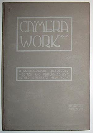Camera Work [INSCRIBED] (32 numbered volumes + 1 special number): Stieglitz, Alfred