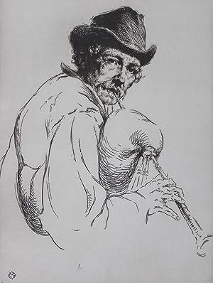 Arthur Wm. Heintzelman Aquafortiste [INSCRIBED AND SIGNED: Guiot, Marcel (Text