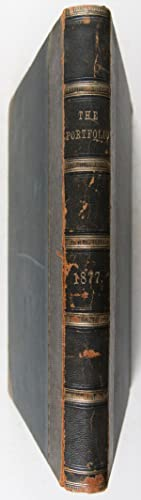 The Portfolio: An Artistic Periodical: Hamerton, Philip Gilbert (Edited by)