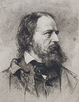 The Works of Alfred, Lord Tennyson, Poet Laureate [CONNOISSEUR EDITION]. 12-vol. set (Complete): ...