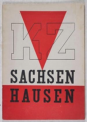 KZ Sachsenhausen: Großer, Lucie (Hrsg.)