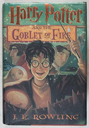 Harry Potter and the Goblet of Fire: Rowling, J. K. (Text by); Mary Grandpré (Illustrated by)