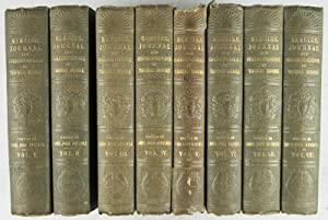 Memoirs, Journal, and Correspondence of Thomas Moore. 8-vol. set (Complete): Russell, John