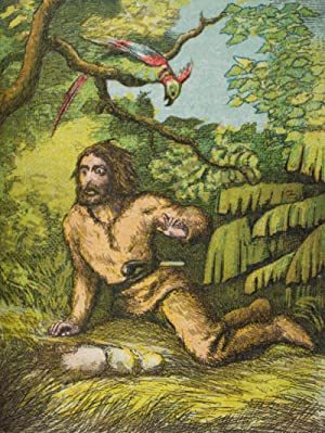 The Life and Adventures of Robinson Crusoe: Defoe, Daniel