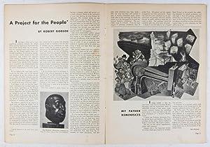 Art Front #7 (1935), 9, 10, 11, 12, 13 (1936), 21, 22-23, 24-25, 27 (1937): Randolph, Mary; Stuart ...