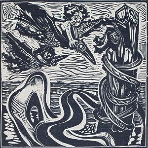 The Twelve Ravens: A Lithuanian Fairy Tale [SIGNED]: Ratas, Vaclovas; (Illustrator) Paulius Jurkus ...