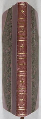 Atalanta in Calydon: A Tragedy: Swinburne, Algernon Charles