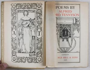 Poems: Tennyson, Alfred (Text by); Eleanor Fortescue Brickdale (Illustrated by)