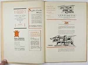 Mostra Italiana di Arte Grafica. Milano, Castello Sforzesco, 25 Aprile - 30 Maggio 1929 - Anno VII ...