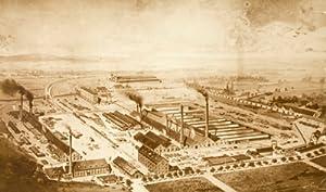 Mannesmannröhrenwerke A. G., Komotau. 1888-1925; Neuanlagen und Umbauten, ab 1920: n/a