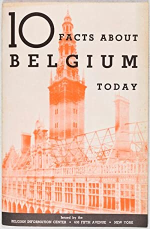 10 Facts about Belgium Today: Belgian Information Center