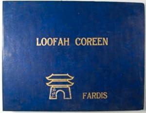 Loofah Coreen - Korean Wall-covering Trade Catalogue: Fardis