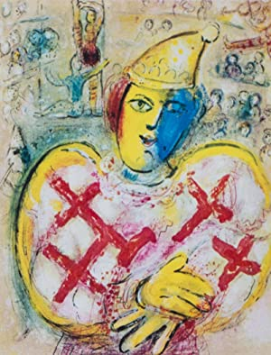 The Lithographs of Chagall 1962-1968 [LACKING THE: Cain, Julien (Text