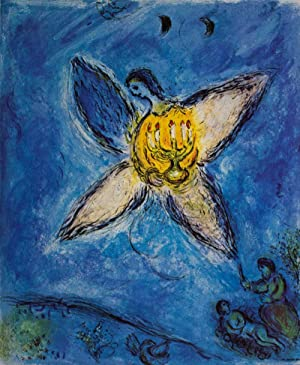 Chagall Lithographs V, 1974-1979: Sorlier, Charles (Edited,