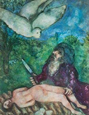 The Biblical Message [WITH AN ORIGINAL LITHOGRAPH: Chagall, Marc (Illustrations