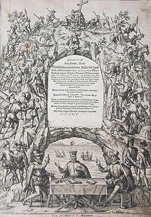 Americae ||Das fünfte Buch/ ||Vol schöner unerhörter: Benzoni, Girolamo (text);