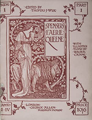 Spenser's Faerie Queene. 6-vol. set (Complete): Spenser, Edmund (Text