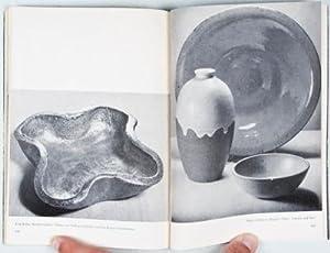ORIGINAL COPPER BOWL BY FRITZ KÜHN WITH ORIGINAL SKETCH OF DESIGN & 4 Books with the work ...