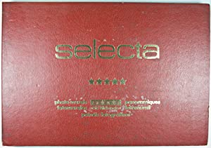 "Selecta ""Die Bildtapete"" Photo murals catalogue: n/a"
