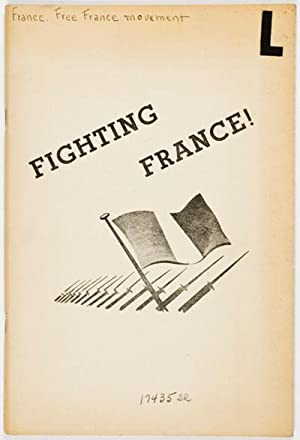 Texts and References on Fighting France: Morize, André