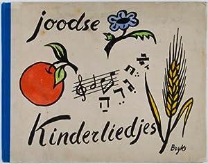 Joodse Kinderliedjes: Bryks, Arthur (illust.); Paul Pella; A. Schwimmer-Vigeveno;