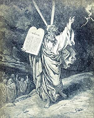 The Bible in Pictures: Doré, Gustave (Illustrator)