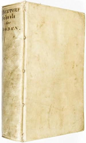 Schoole der Jooden, Begrypende het geheele Joodsche Geloof; Reeden-Strijdt, of Geloofs-Kamp, ...