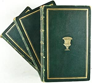 The Book of Gems. The Poets and Artists of Great Britain. 3 vols. set (Complete): Hall, S. C. (...