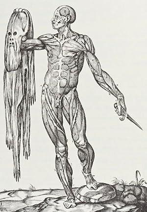 Vivas figuras delas partes del cuerpo humano, impressas en moldes de metal conel epitome de Andres ...