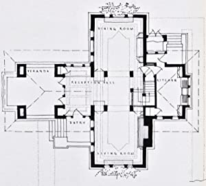 Frank Lloyd Wright to 1910. The First Golden Age: Carpenter Manson, Grant
