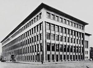 Encyclopédie de l'Architecture : Batiments Administratifs et Communaux: n/a