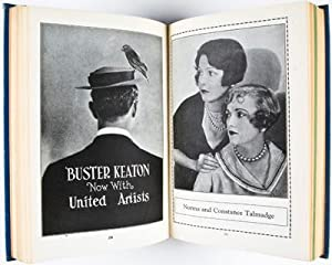 Film Year Book 1927. The Ninth Annual Edition of Filmdom's Encyclopedia and book of Reference: ...