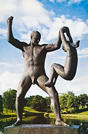 Embrace of Life. The Sculpture of Gustav Vigeland: Cabot Hale, Nathan (Text); David Finn (...