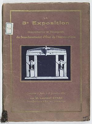 La 3e Exposition de Démonstration et Propagande du Sous-Secrétariat d'Etat de l&...