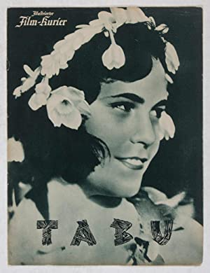 Tabu (Illustrierter Film-Kurier, No. 1630): Murnau, F.W. (director)