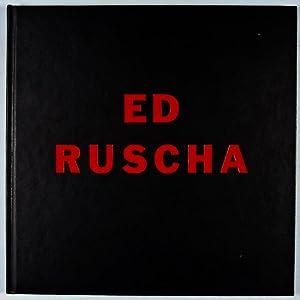 Ed Ruscha: Ruscha, Edward