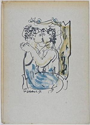 Alexis und Dora [SIGNED BY ILLUSTRATOR & WRITER]: Goethe, Johann Wolfgang von; Günter Horlbeck ...