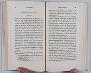 Die Stunde und die Erkenntnis. Reden und Aufsätze 1933-1935 (The Time and Knowledge. Speeches ...