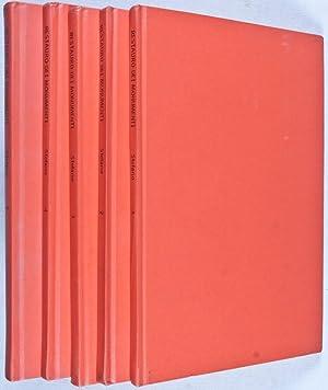 Restauro dei Monumenti. Notazioni Tecniche. [5 Vols. Complete]: di Stefano, Roberto