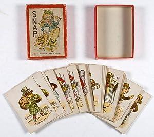 Vintage SNAP Card Game: n/a