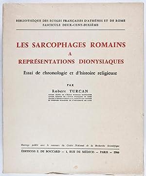Les Sarcophages Romains A Représentations Dionysiaques. Essai de chronologie et d'...
