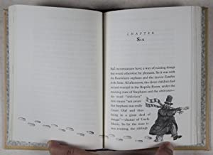 A Series of Unfortunate Events. Book the Second: The Reptile Room [SIGNED BY ILLUSTRATOR AND ...