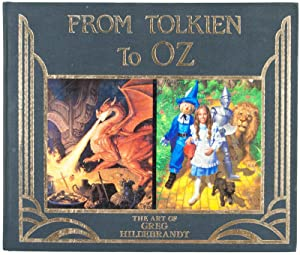 From Tolkien to Oz [SIGNED BY ILLUSTRATOR]: McGuire, William; Greg
