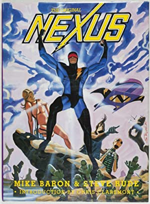 The Original Nexus [INSCRIBED, SIGNED BY AUTHOR: Baron, Mike (Text);