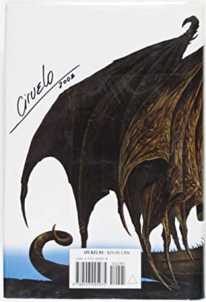 Shadow Dawn [DUST-JACKET SIGNED BY CIRUELO]: Claremont, Chris; George Lucas; Ciruelo Cabral (...