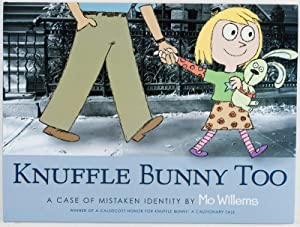 Knuffle Bunny Too: A Case of Mistaken: Willems, Mo